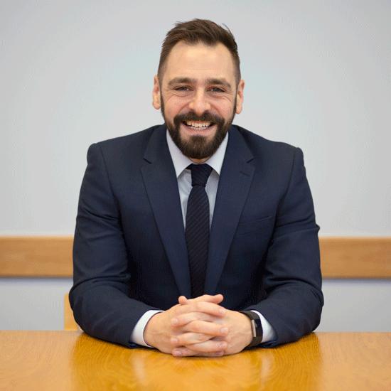 Tom Sparke, Investment Manager