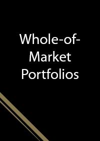 Whole-of-Market Portfolios