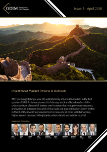 Investment Market Review & Outlook